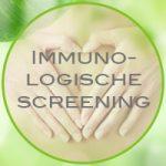 Immunologische screening